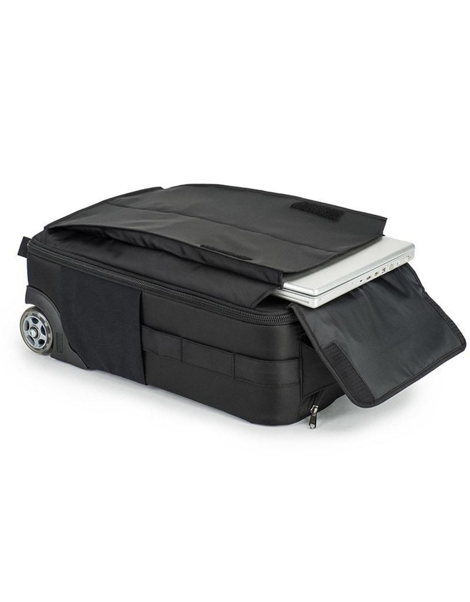 Think Tank Think Tank  Airport Advantage™, Black Rolling luggage - lightweight and meets most international, commuter jet and regular jet carry-on size