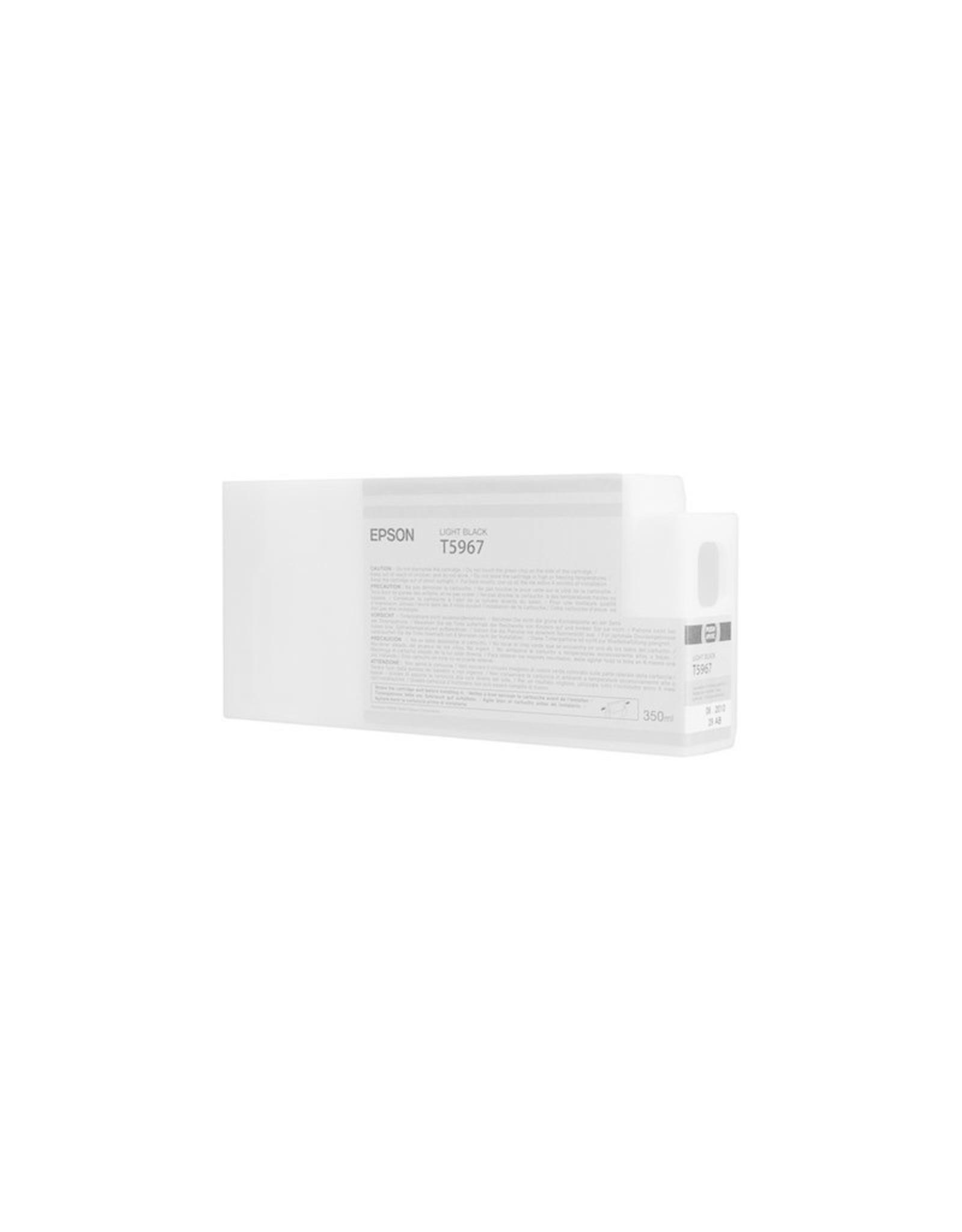 Epson Epson Light black Ultrachrome HDR ink for 9900 - 350ml cartridges