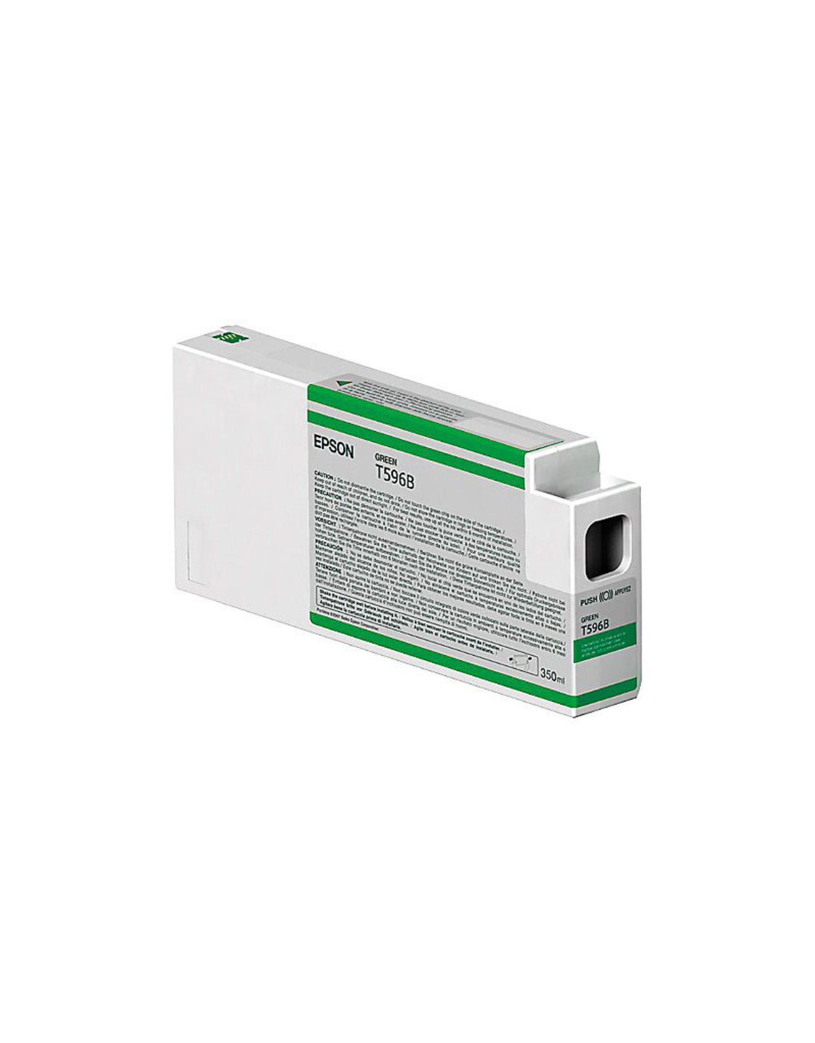 Epson Epson Green Ultrachrome HDR Ink for 9900 - 350ml cartridges