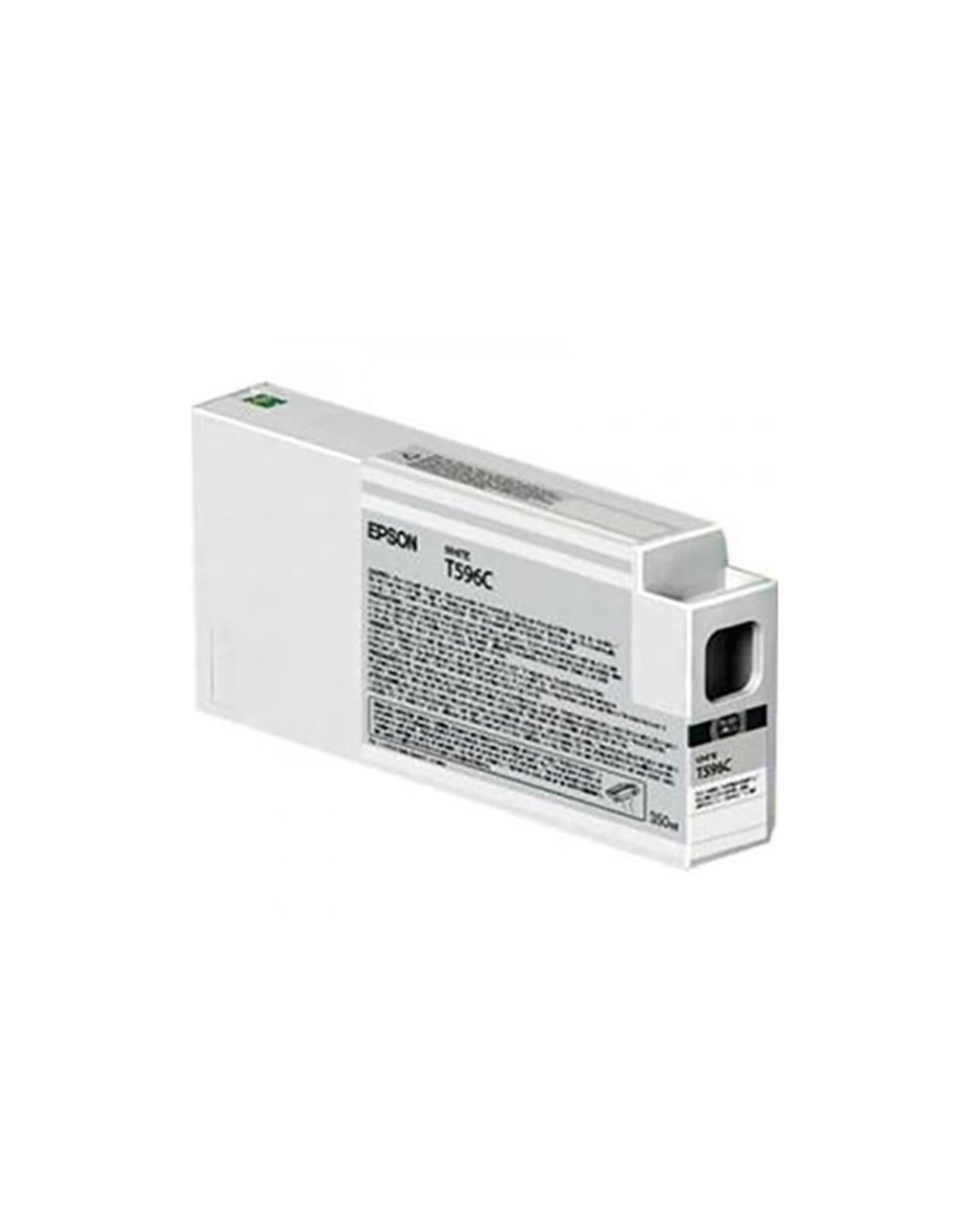 Epson Epson White Ultrachrome HDR Ink for 9900 - 350ml cartridges