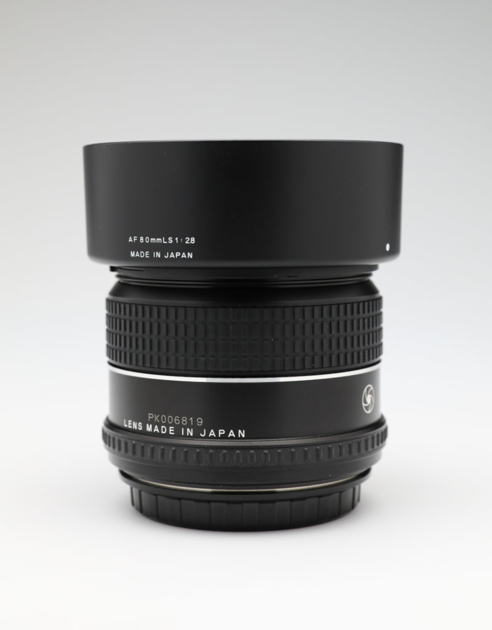 Phase One USED  Phase One Schneider 80mm F2.8 Silver Ring Lens