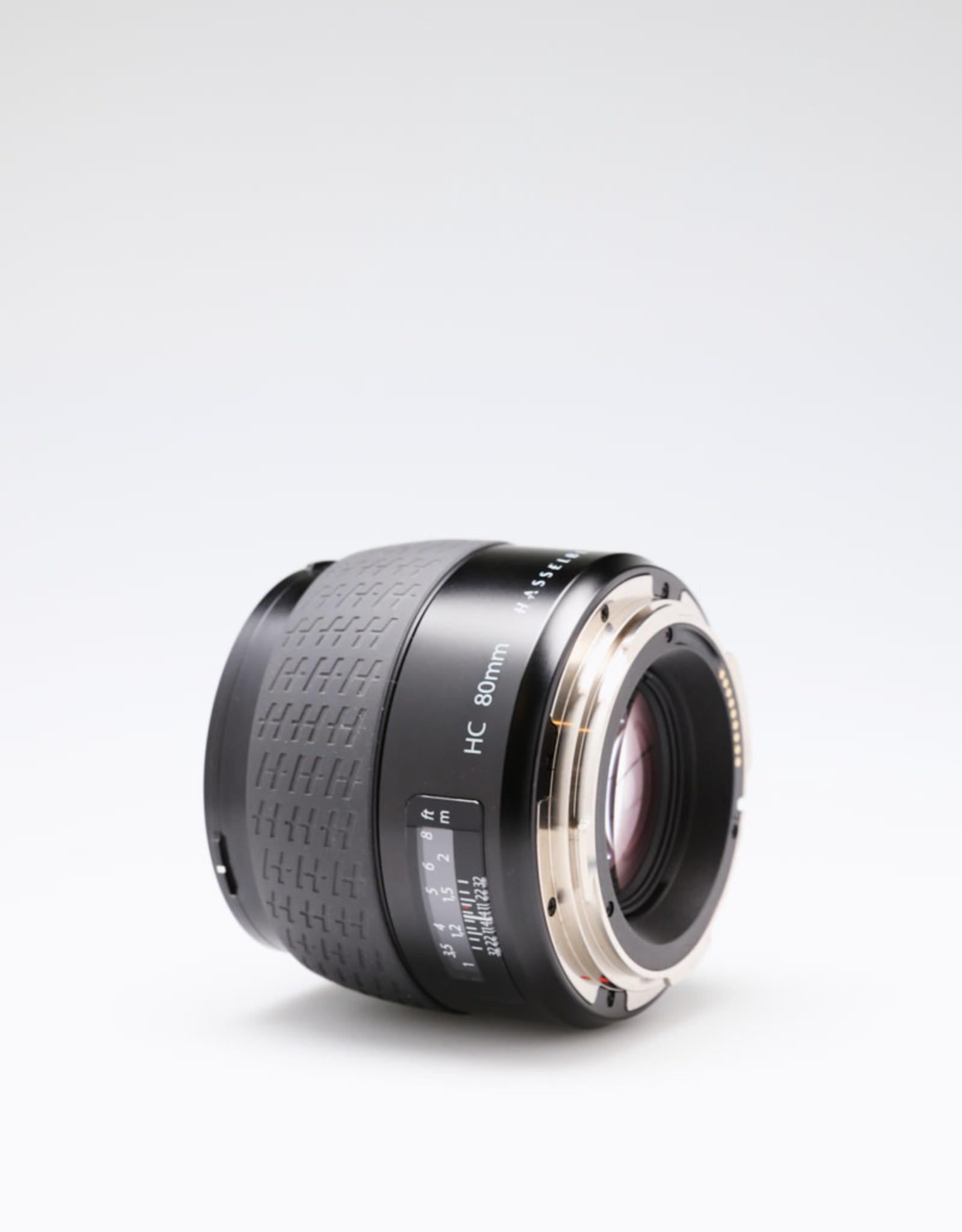 USED  Hasselblad HC 80mm F2.8 Lens