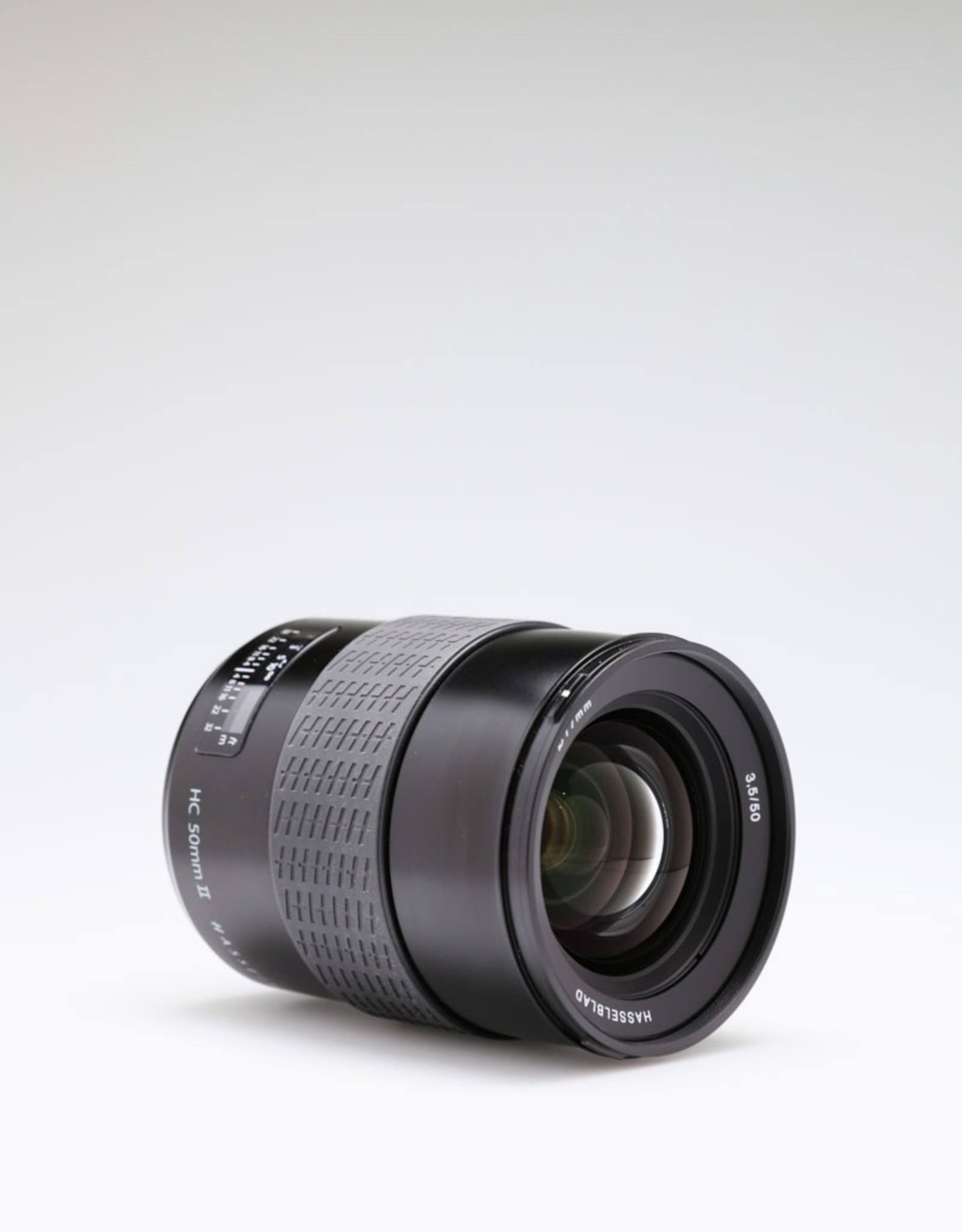 Hasselblad USED  Hasselblad HC 50mm II F3.5 Lens