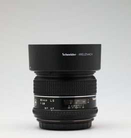 Phase One USED - Phase One Schneider 80mm F2.8 Silver Ring Lens