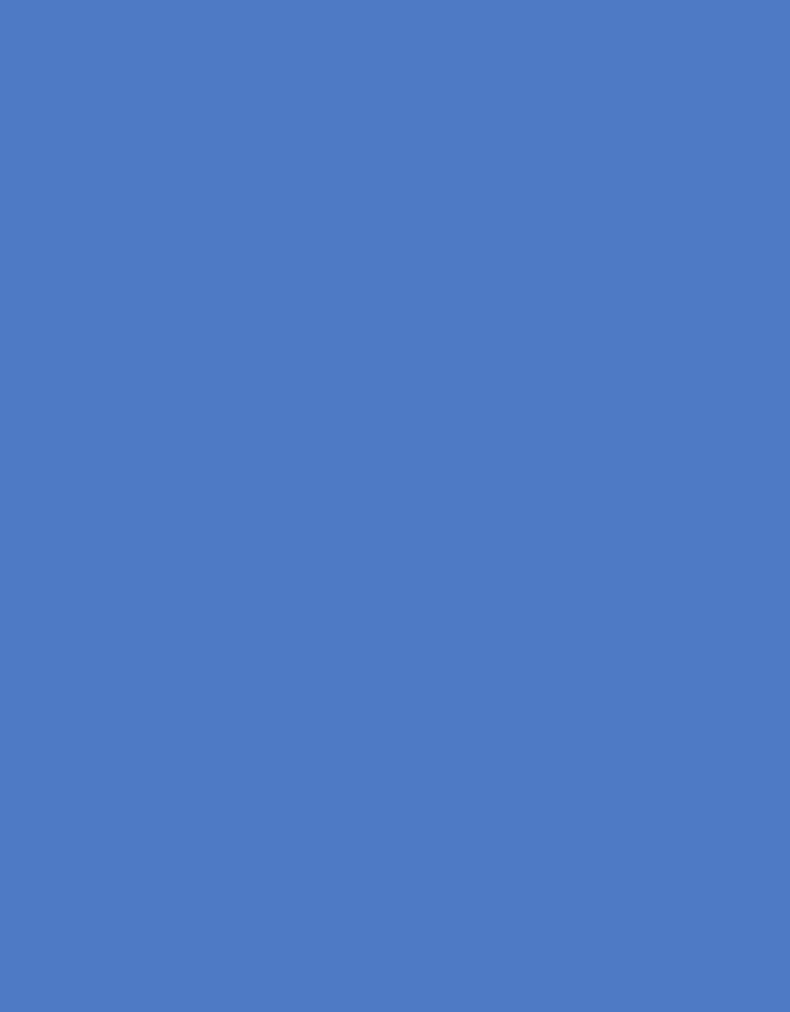 Superior Seamless Superior Seamless 4' Royal Blue #11 (Chroma Key compatible)