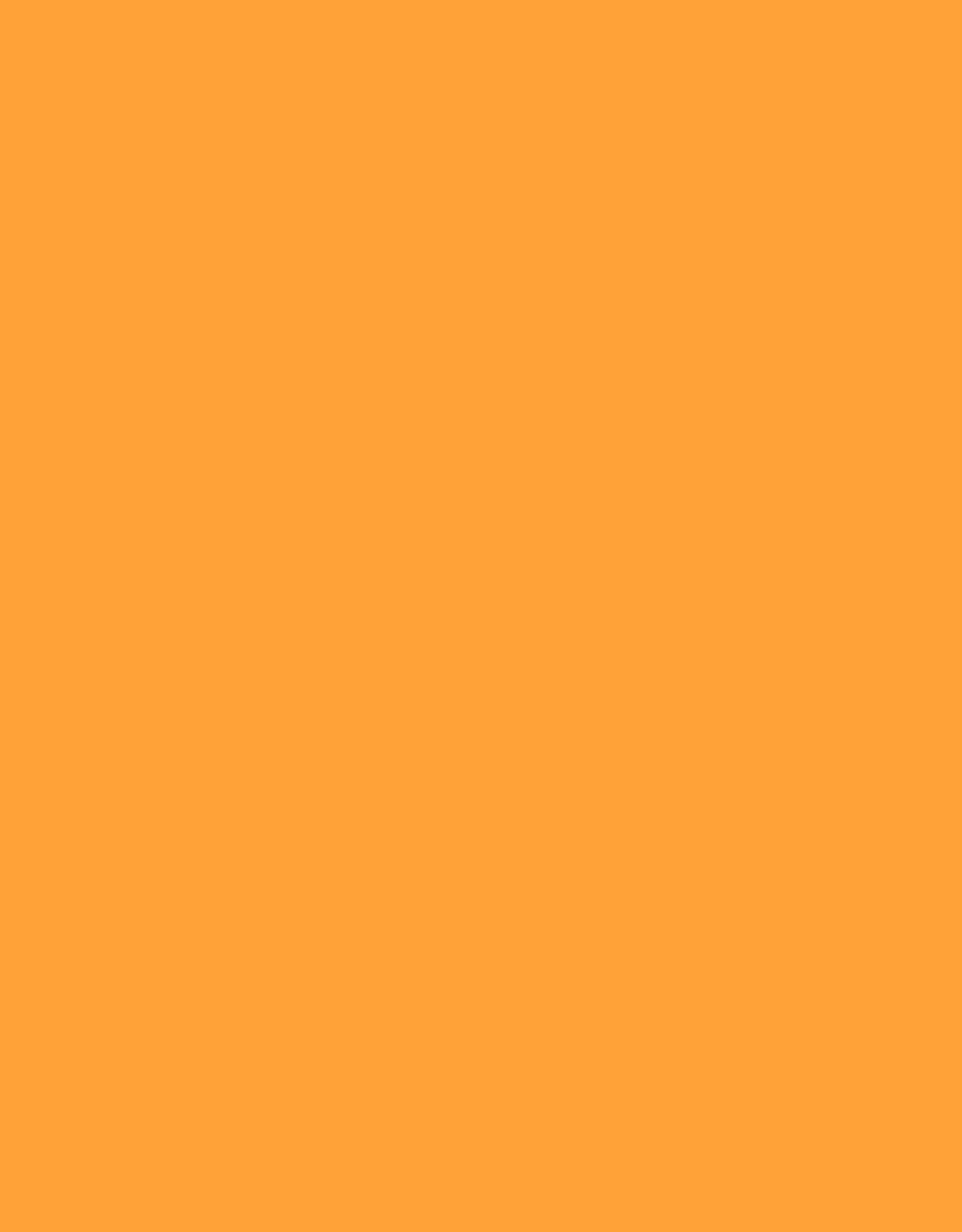 Superior Seamless Superior Seamless 4' Yellow-Orange #35