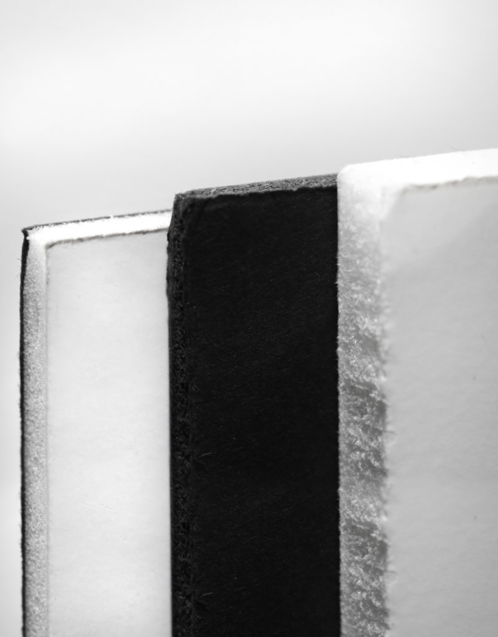 "Foamcore 48x96x3/16"" Black/Black"