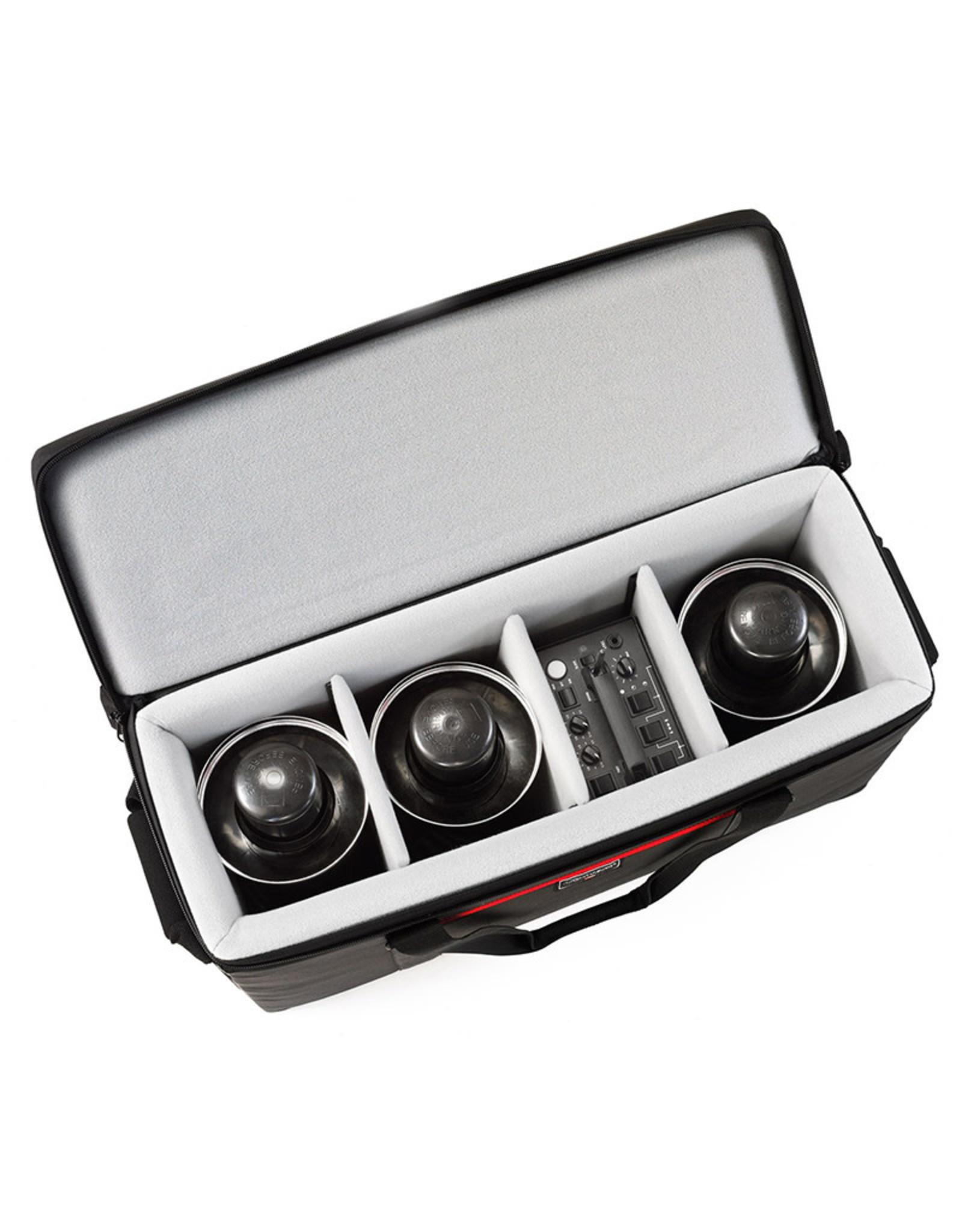 Lightware Lightware T4444 Four Head Strobe Case