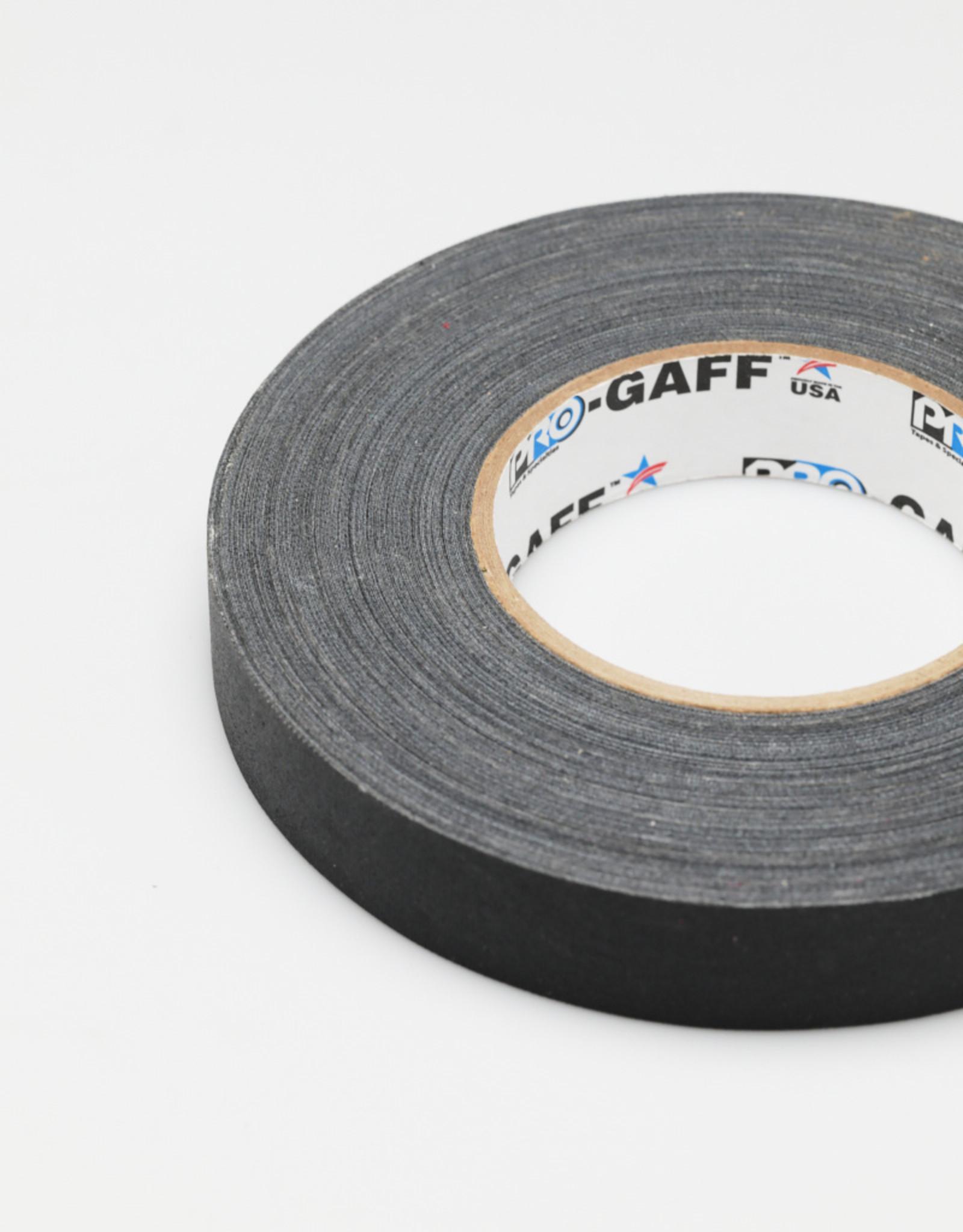 "Gaffers Tape 1""x60yds Black"