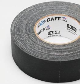 "Gaffers Tape 2""x60yrds Black"