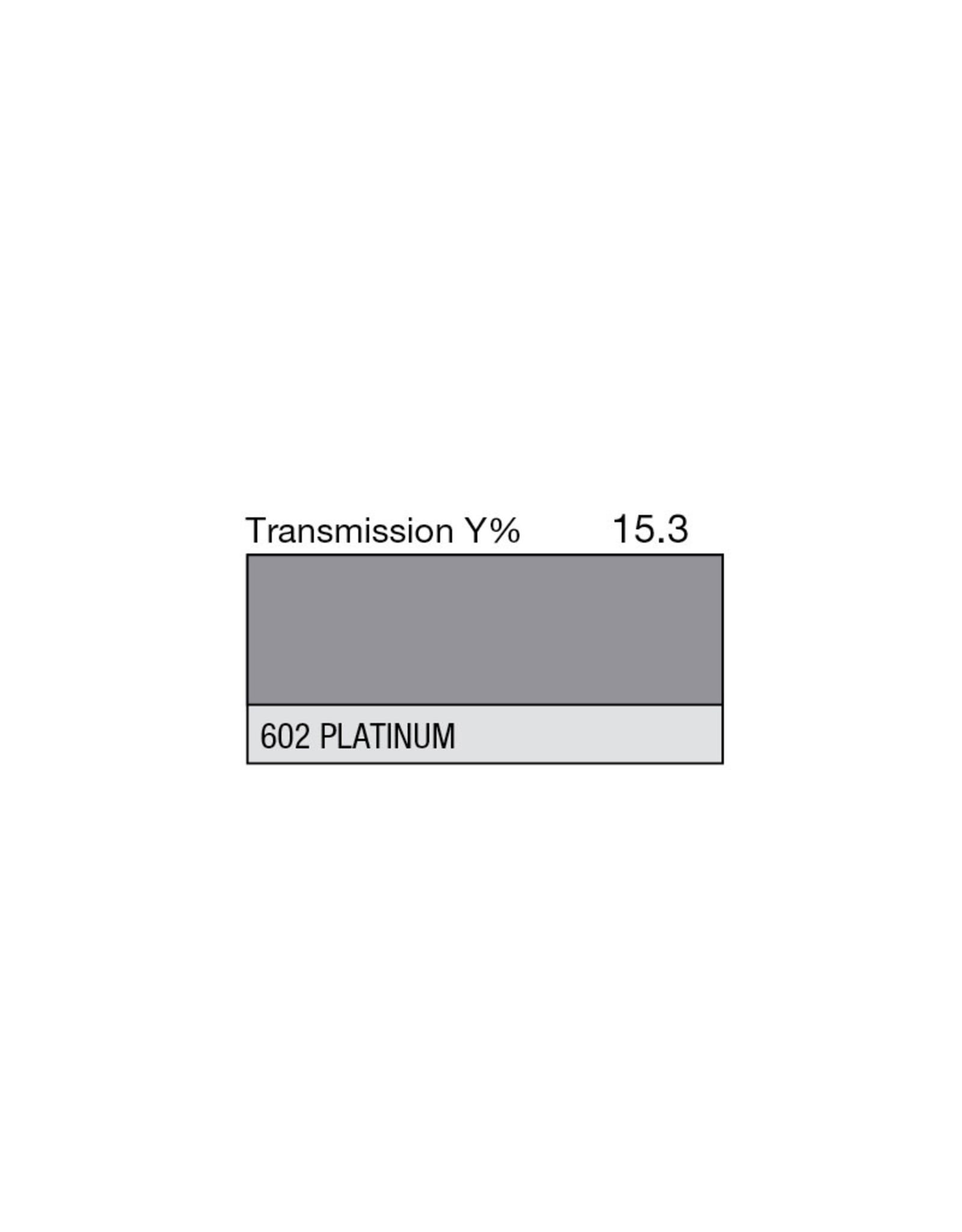"Lee Filters Lee Filters 602 Platinum 20x24"" sheet"