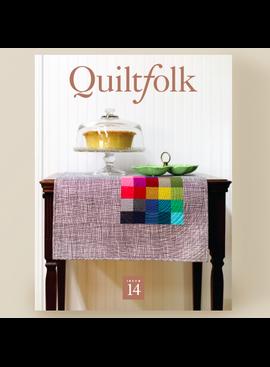 Quiltfolk Quiltfolk Magazine Issue 14 South Carolina