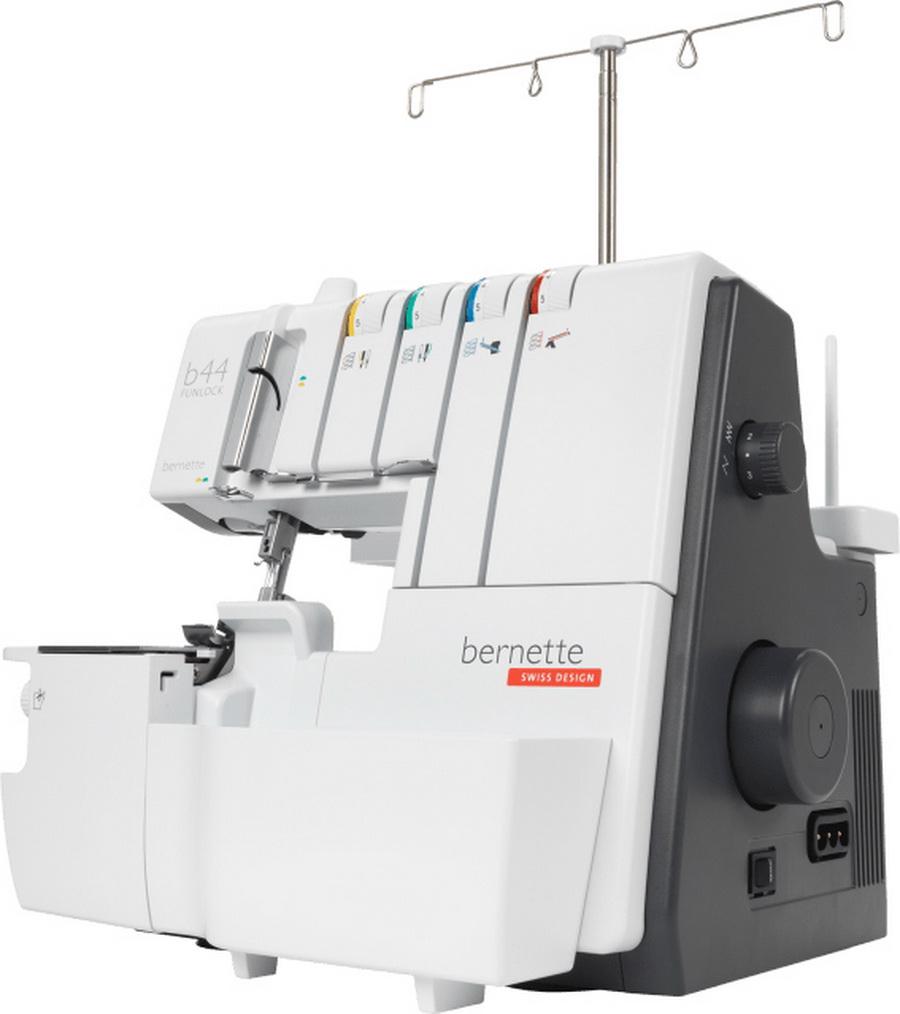 Bernette Bernette 44 Funlock Overlocker/Serger (MSRP $599)