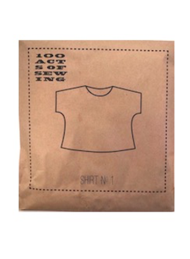 100 Acts of Sewing Shirt No. 1 by 100 Acts of Sewing