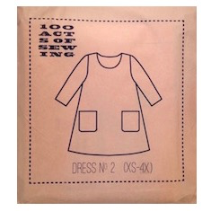 100 Acts of Sewing Dress No. 2 by 100 Acts of Sewing