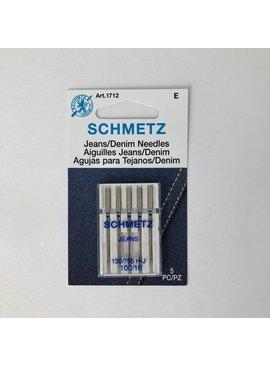 Schmetz Schmetz Denim 5-pk sz16/100