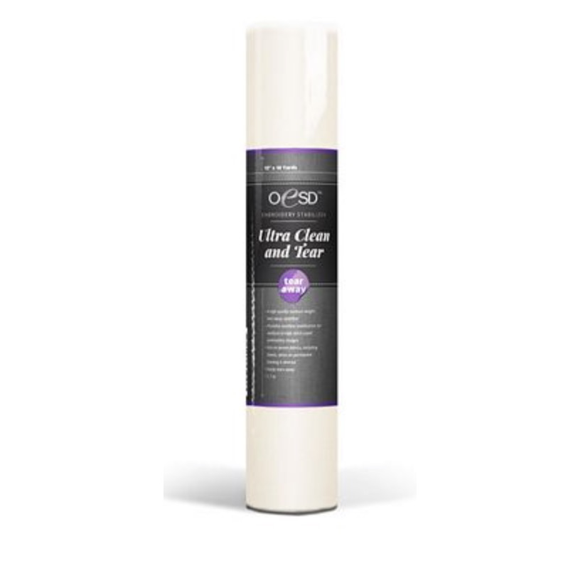 "OESD OESD Ultra Clean & Tear 15"" x 10 yd"