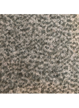 S. Rimmon & Co. Wool / Mohair Blend Grey Heathered Boucle