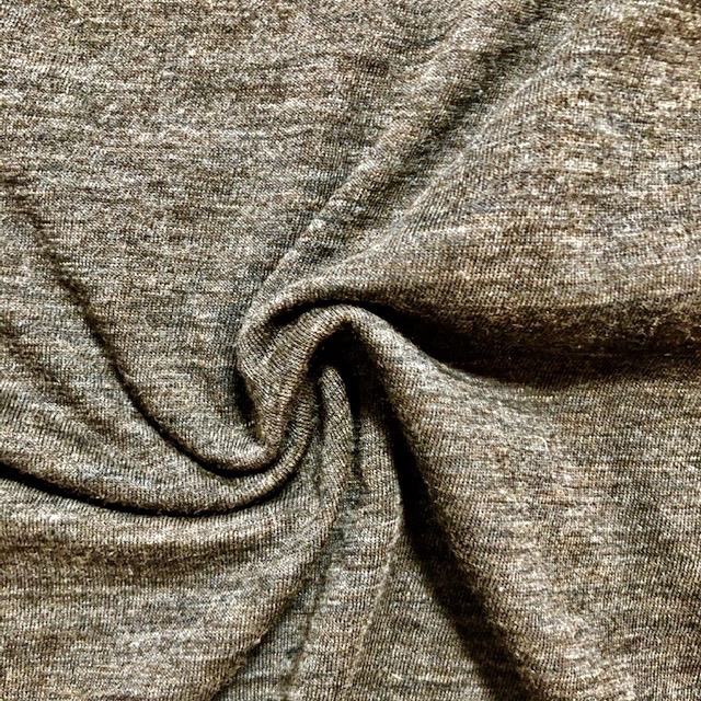 S. Rimmon & Co. Recycled Poly/Wool Blend Brown Knit