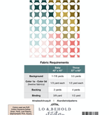 Lo & Behold Stitchery Shades of Citrus Quilting Pattern by Lo & Behold Stitchery