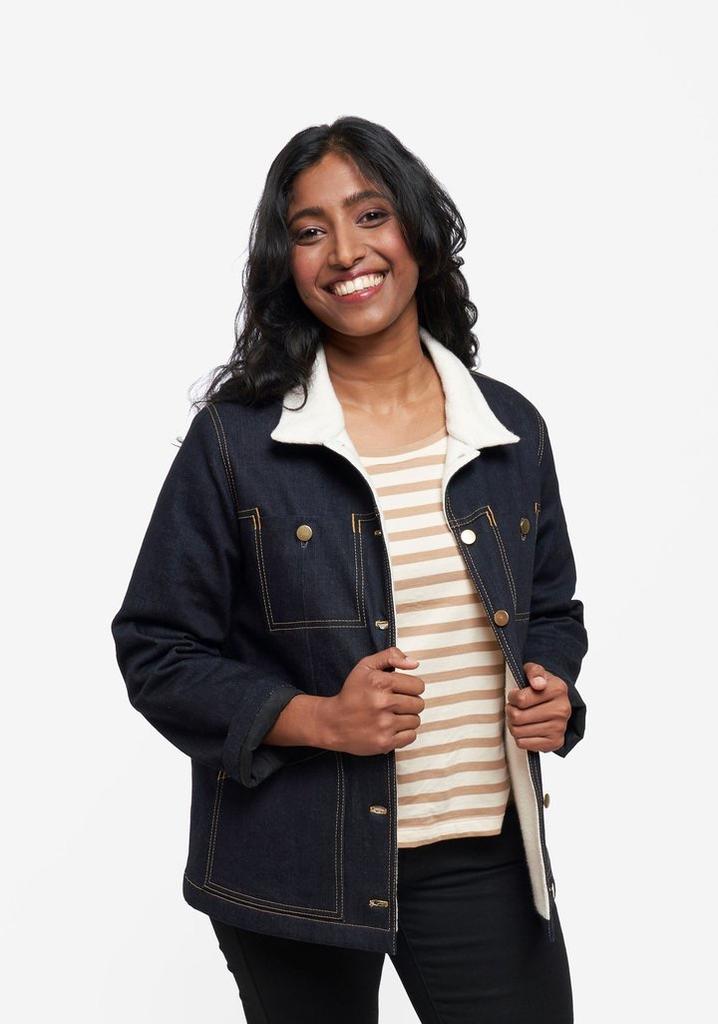 Grainline Studio Thayer Jacket Pattern by Grainline Studio - Sizes 0-18