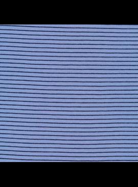 Cloud 9 Cloud 9 Organic Cotton Knit Blue / Black Stripes