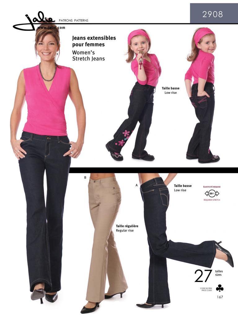 Jalie Jalie Jeans Pattern