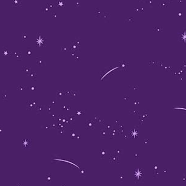 FIGO Lucky Charm by Ghazal Razavi Shooting Star Purple