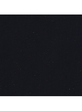 Robert Kaufman Essex Speckle Yarn Dyed Navy