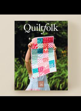 Quiltfolk Quiltfolk Magazine Issue 16 Family
