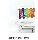 Modern Handcraft Modern Handcraft Hexie Pillow Pattern