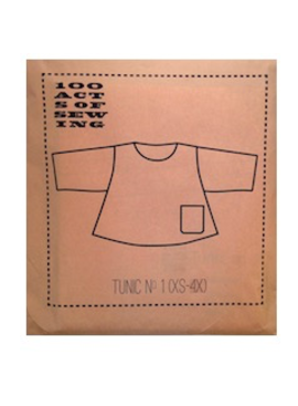 100 Acts of Sewing Dress No. 3 by 100 Acts of Sewing