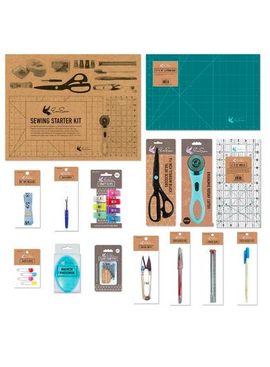 Brewer Big Eversewn Sewing Starter Kit