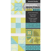 Brewer Free Motion Quilting Idea Book by Amanda Murphy