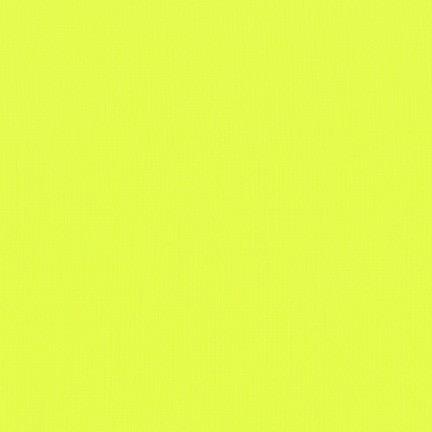 Robert Kaufman Kona Cotton Acid Lime