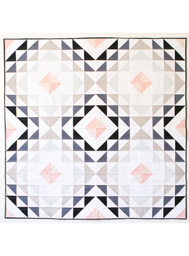 Then Came June: Diamond Ripples Quilt