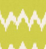 Andover Technicolor - Dream Weaves Lime Zig Zag