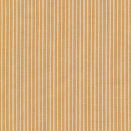 Robert Kaufman Crawford Stripes Mustard