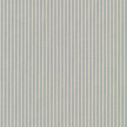 Robert Kaufman Crawford Stripes Blue
