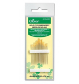 Clover Clover Gold Eye Embroidery Needle #3-9