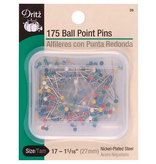 Dritz Ball Point Pins 1 1/16""