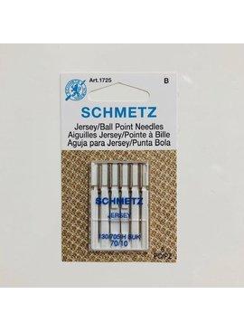 Schmetz Schmetz Ballpoint 5-pk sz10/70