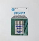 Schmetz Schmetz Microtex 5pk sz14/90