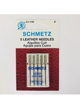 Schmetz Schmetz Leather Needle 18/110