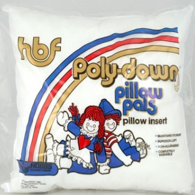 "Hobbs Pillow Forms 18"" Poly"