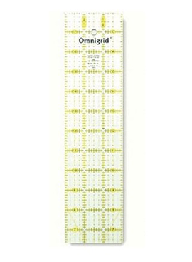 "Omnigrid Omnigrid 3 x 18"" Ruler CURBSIDE PICKUP ONLY"