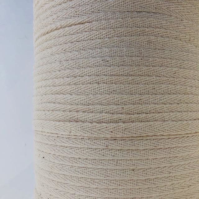 "Cheep Trims Natural Cotton Twill Tape 1/4"" (10 yard bundles)"