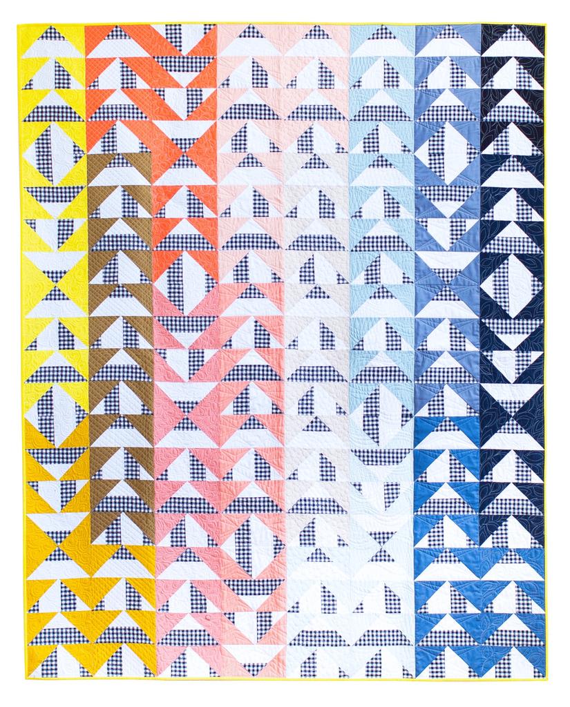 Then Came June Then Came June: Jawbreaker Quilt