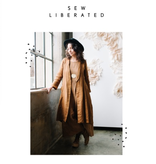 Sew Liberated Sew Liberated Lichen Duster