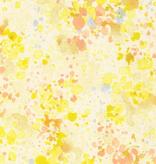 Robert Kaufman Sevenberry Spring Shower Yellow